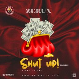 Shut-up-Cover by Zerux